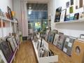Fachtag Künstlerinnen: Artothek & Bildersaal- Bick in den Sammlungsraum des Kunstverleihs der Stadt München; Foto: Stephanie Lyakine-Schönweitz