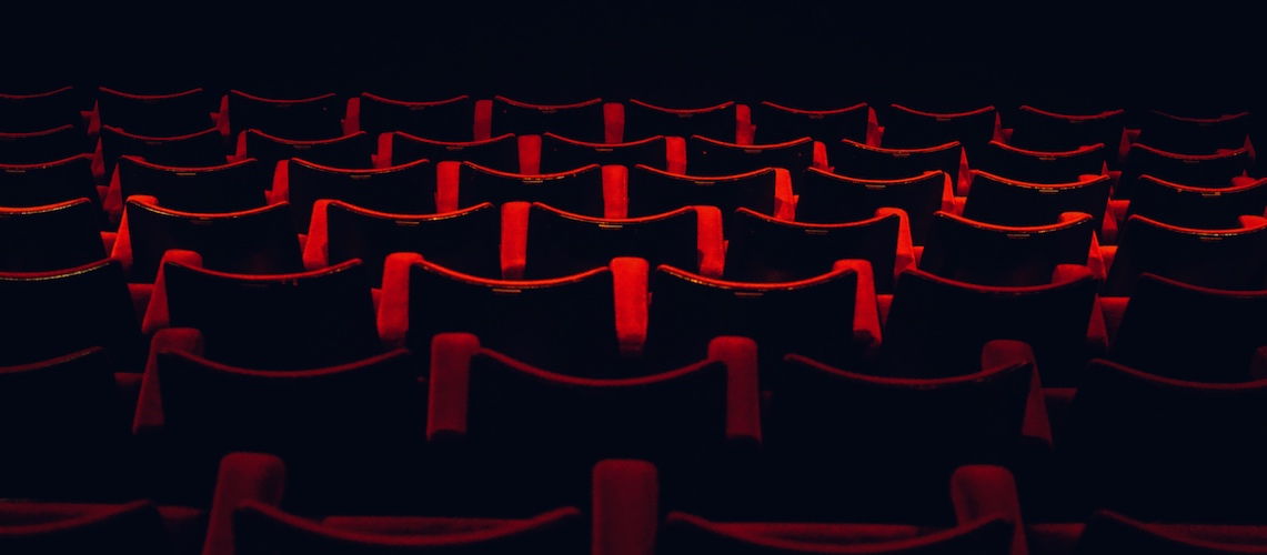 Cinema / by LLoyd Dirks / unsplash.com