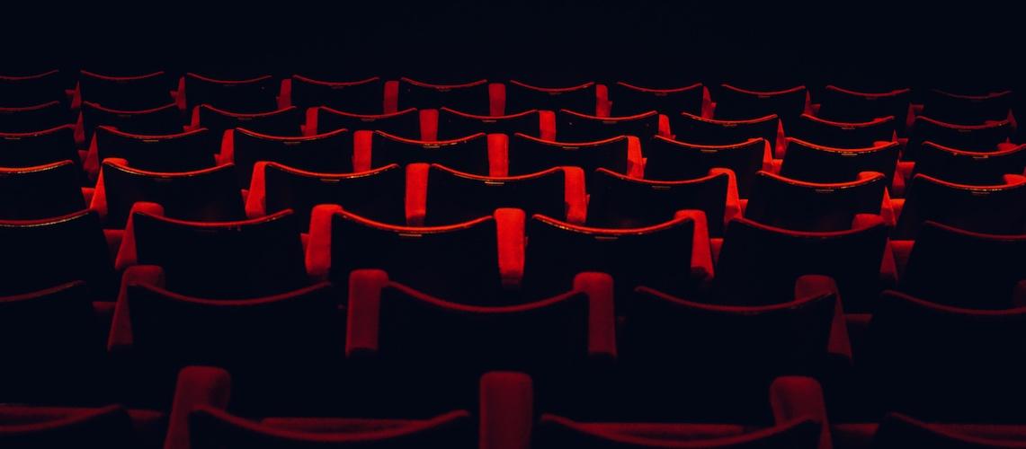 Cinema / by LLoyd Dirks / unsplash.com