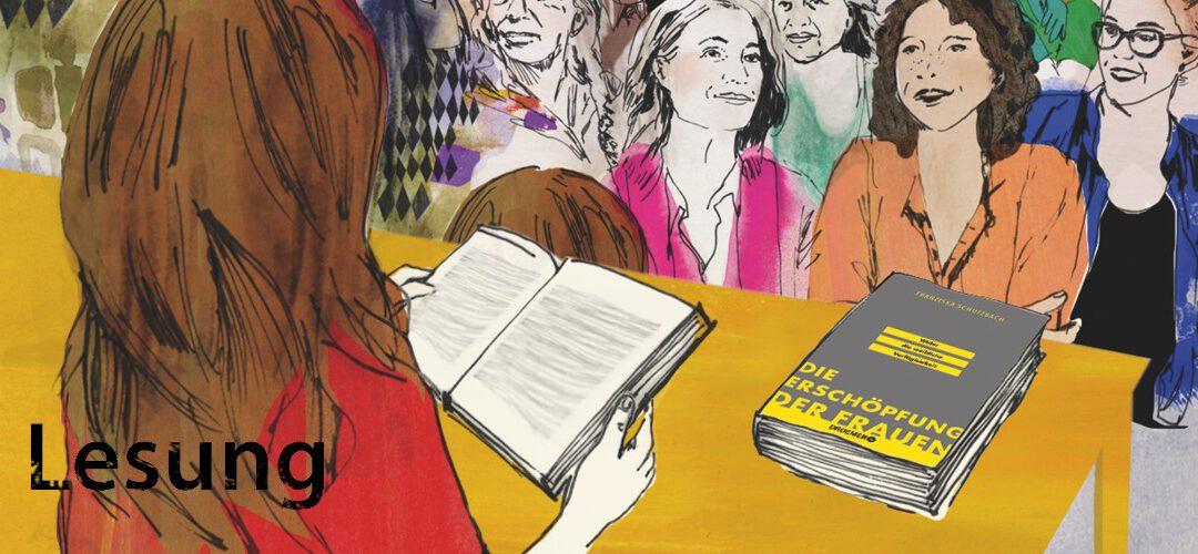 Über die Erschöpfung der Frauen mit Franziska Schutzbach